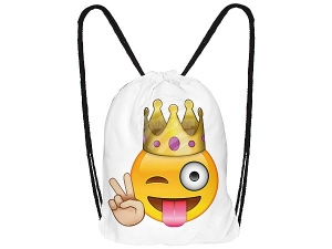 Backpack bag Gym Bag Emoticon King