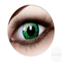 Contact lenses Fun Carnival black/green 11