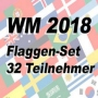 Flags Set WM 2018
