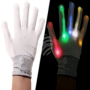 Gloves with LED Glow in the dark
