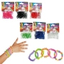 Looms Loom 200 rubber bands 6-color assorted