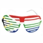 Atzen glasses Flag of South Africa