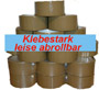 Tape Pack Volume brown