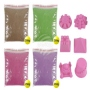 Magic sand 4 pack and 6 shapes 04