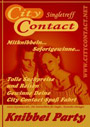 Carteles Citycontact Knibbelparty