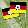 Flag Germany ball