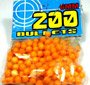 Ball pistol ammunition bag of 200 items