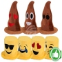 Emoticon carnival hats 35 pieces starter pack