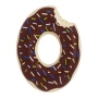 Original Floatie Kings Donut Chocolade Gigant Size