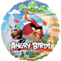 Foil balloon  Angry Birds 2