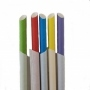 Straws for Bubble Tea colorful 4000