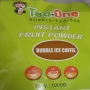 Bubble Tea powder iced coffee Original Taiwan 1kg