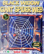 Decorative spiders web