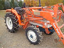 Small tractor Kubota L2402DT