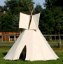 Tent wigwam Tipi 250 children