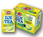 Bolero fruit beverage powder Ice Tea Lime