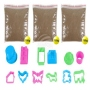 Magic sand 3 pack and 12 shapes 01