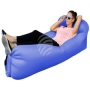 Air lounge air couch with bag blue