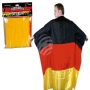 Fan cape, Germany flag