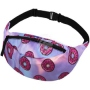 Fanny pack Hipbag Donuts pastel colors