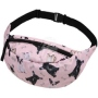 Fanny pack Hipbag Dogs pink