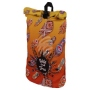 Backpack with roll closure Indian pattern Wild and Free