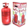 Helium gas bottle capacity 0.42 m³ for approx. 50 balloons A