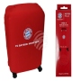 Suitcase cover FC Bayern München blue, red, white