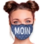 Motif mask adjustable with motif AM-761