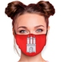 Motif mask adjustable with motif AM-760